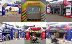 supplier balon gate