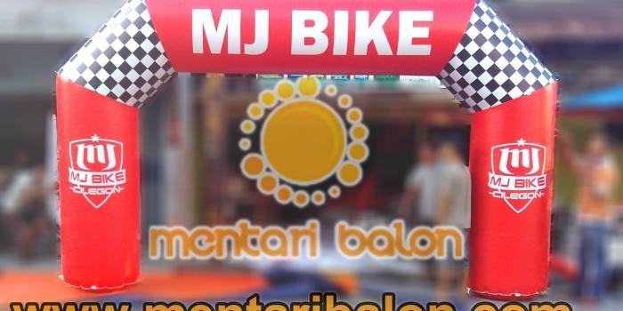 Balon gate/ balon gapura| jual dan sewa di semarang jogja dan solo| www.mentaribalon.com