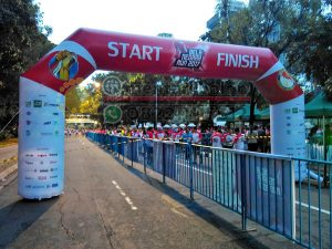 balon gate bela negara run