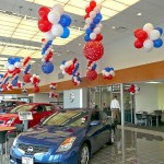 showroom dekorasi balon