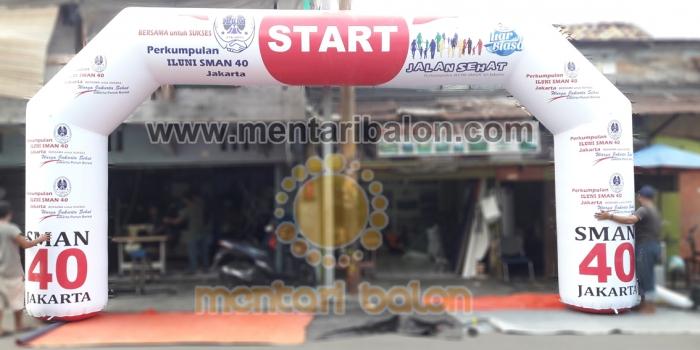 Balon Gapura Jakarta Murah|jual dan sewa untuk wilayah jakarta, Tangerang, Bekasi, Depok, Bogor