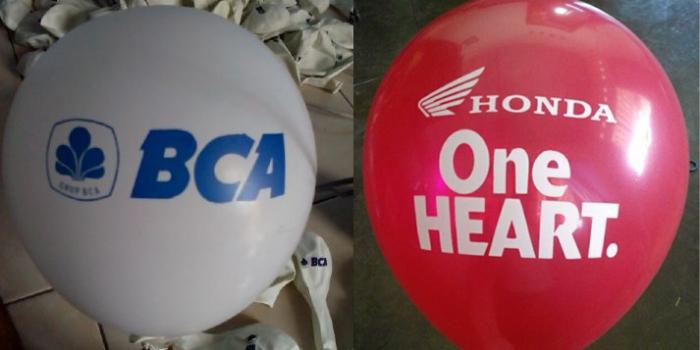 Balon Sablon Murah – Balon Printing  di jakarta, Bekasi Tangerang Dan Sekitarnya