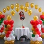 jasa balon dekor ulang tahun