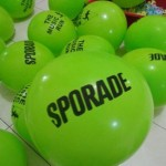 balon sablon sporade