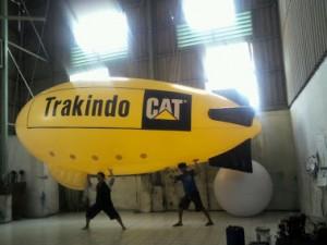 balon zeppelin trakindo mentaribalon