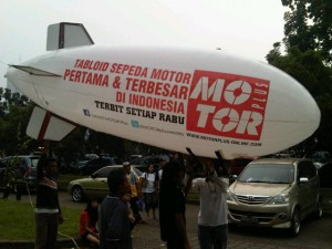 balon zeppelin motorplus