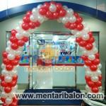 dekorasi balon gate murah