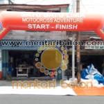 balon gate motocross