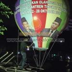 balon kampanye