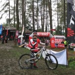 balon start finish downhill