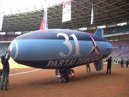 balon zeppelin