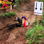 trek id mj bike cikole downhill race
