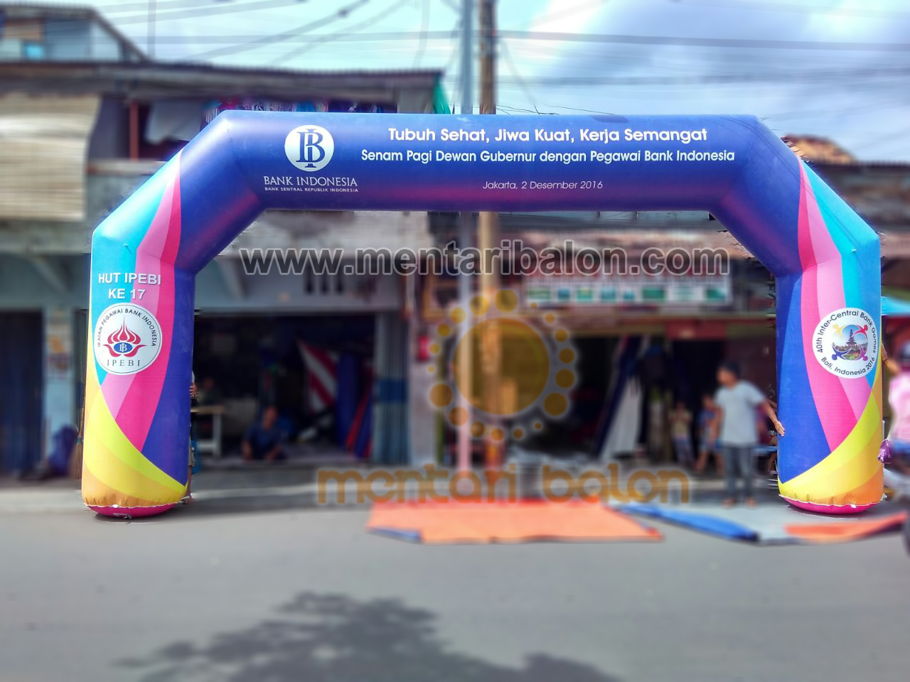 balon gate bank indonesia