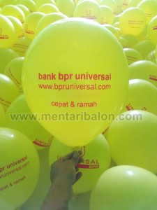 balon sablon bank