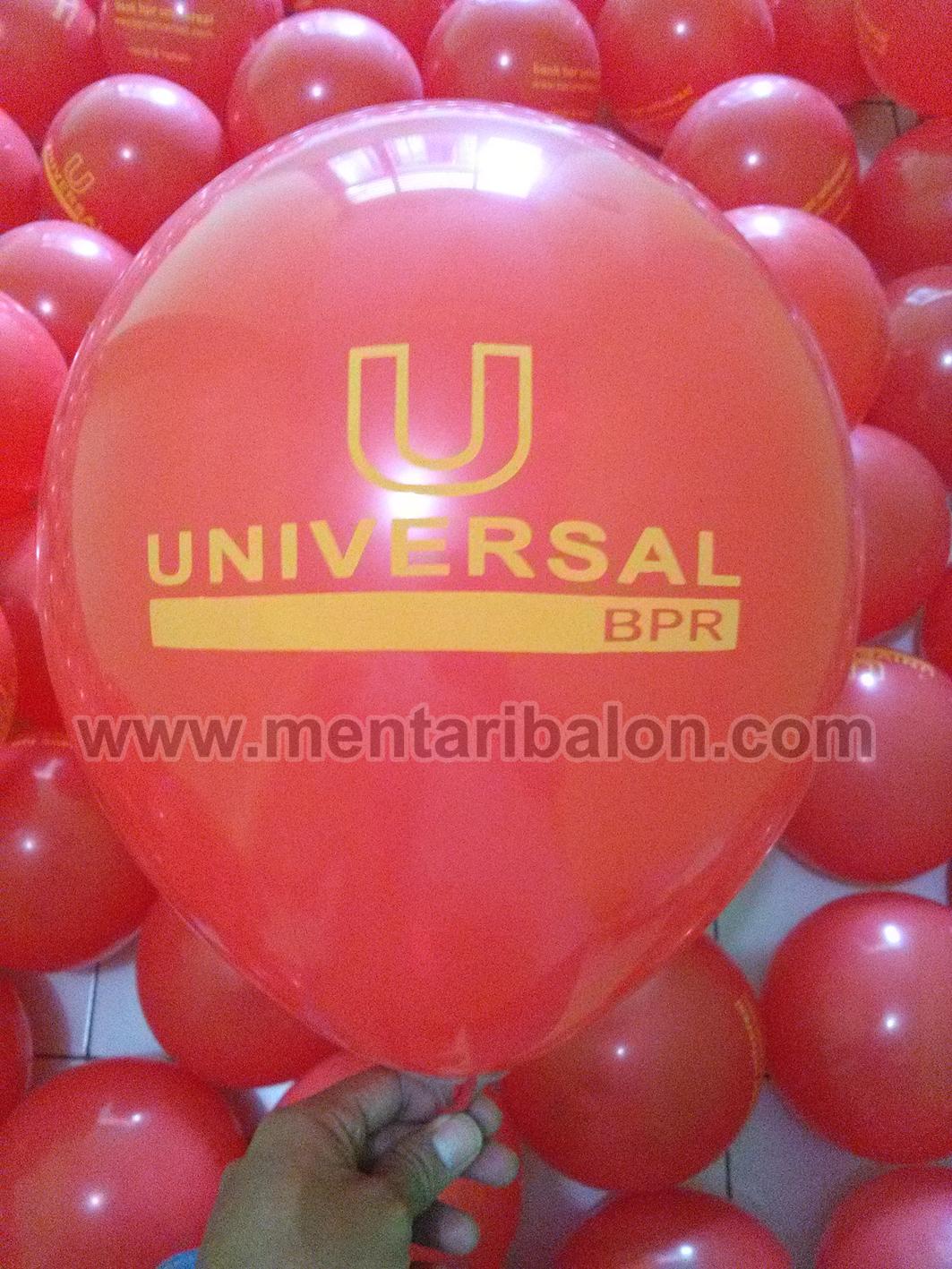 balon sablon universal
