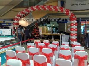 gate dekorasi mall produksi mentari balon 082211115612