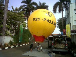 balon udara Kebumen