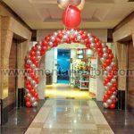 Dekorasi Balon Gate