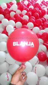 balon sablon belanja .com