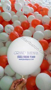 balon sablon grand batavia