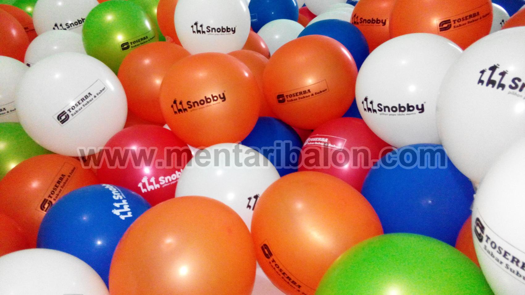 sablon balon murah