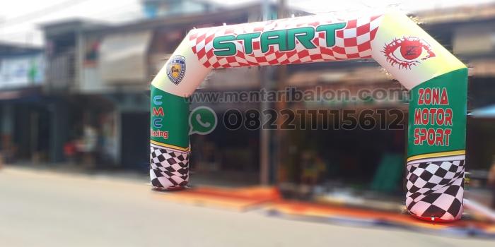 Jual Balon Gapura / Balon Gate | 0822 1111 5612