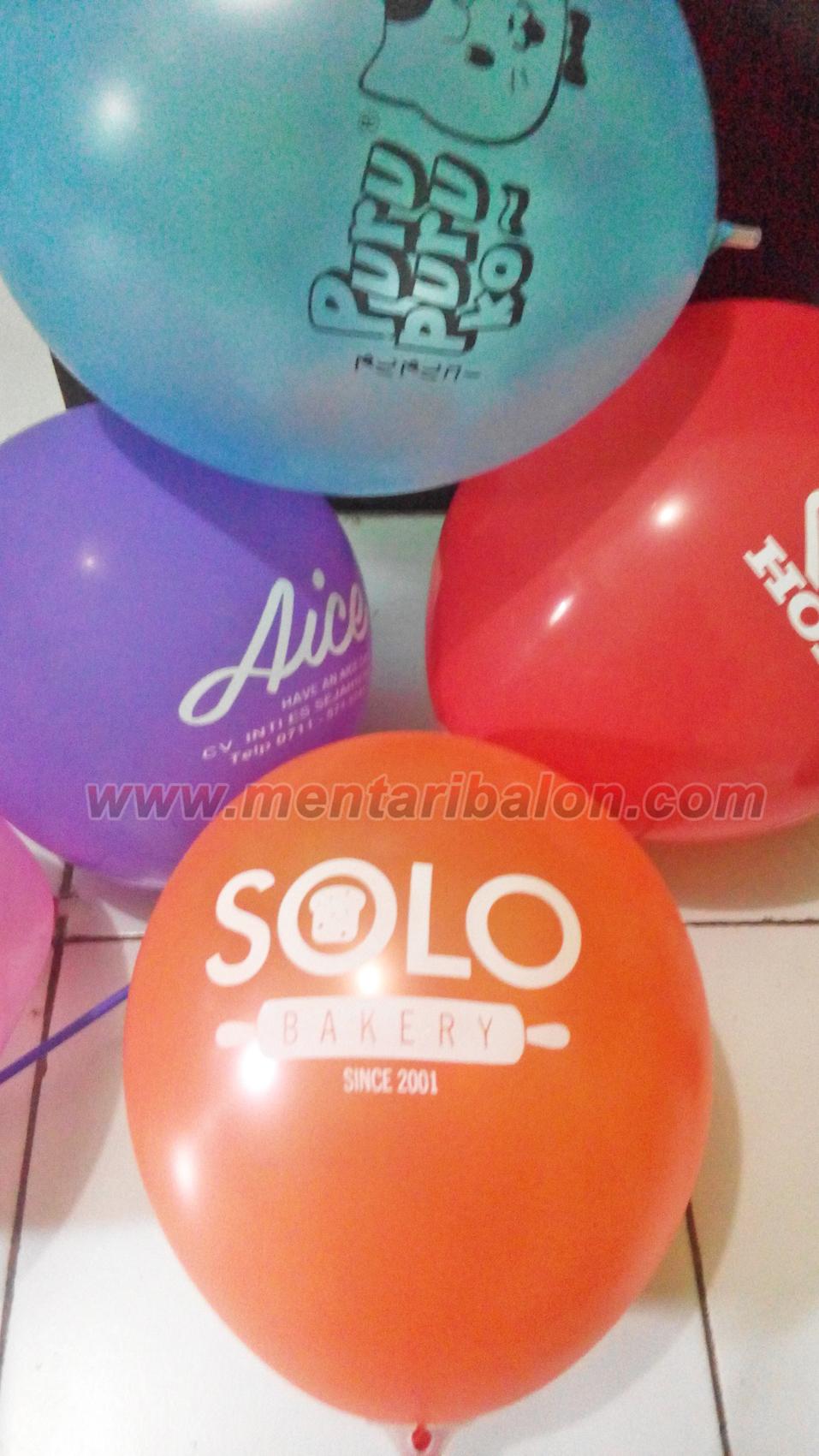 balon sablon bakery solo