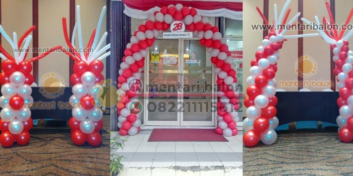 Jasa Dekorasi Balon 17 Agustus Harga Murah Di Jakarta
