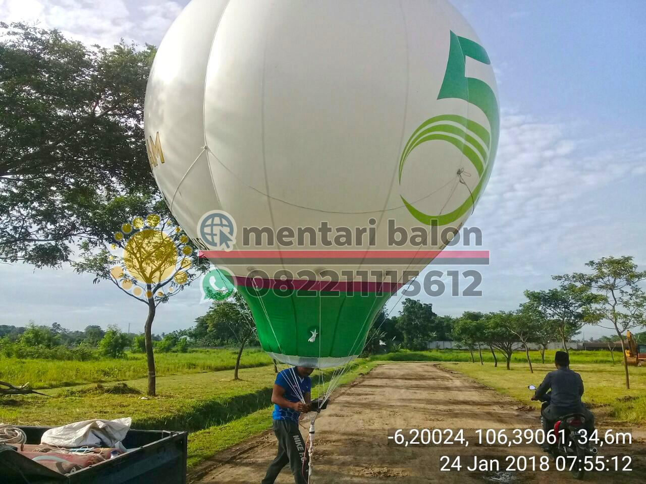 balon udara pesantren