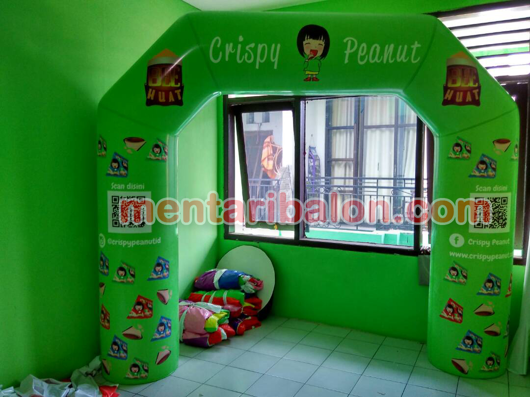 jual balon gate pvc
