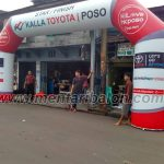 balon gate poso
