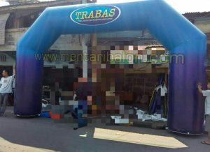 balon gate trabas