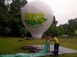 balon udara bogor