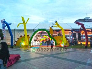 balon dancer event