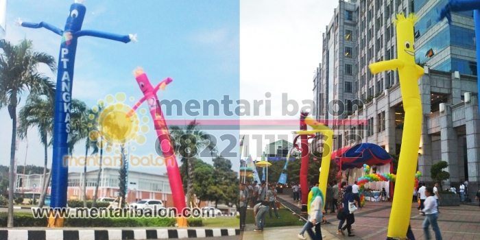 Rental Balon Dancer / Jual & Sewa Balon Sky Dancer | 082211115612