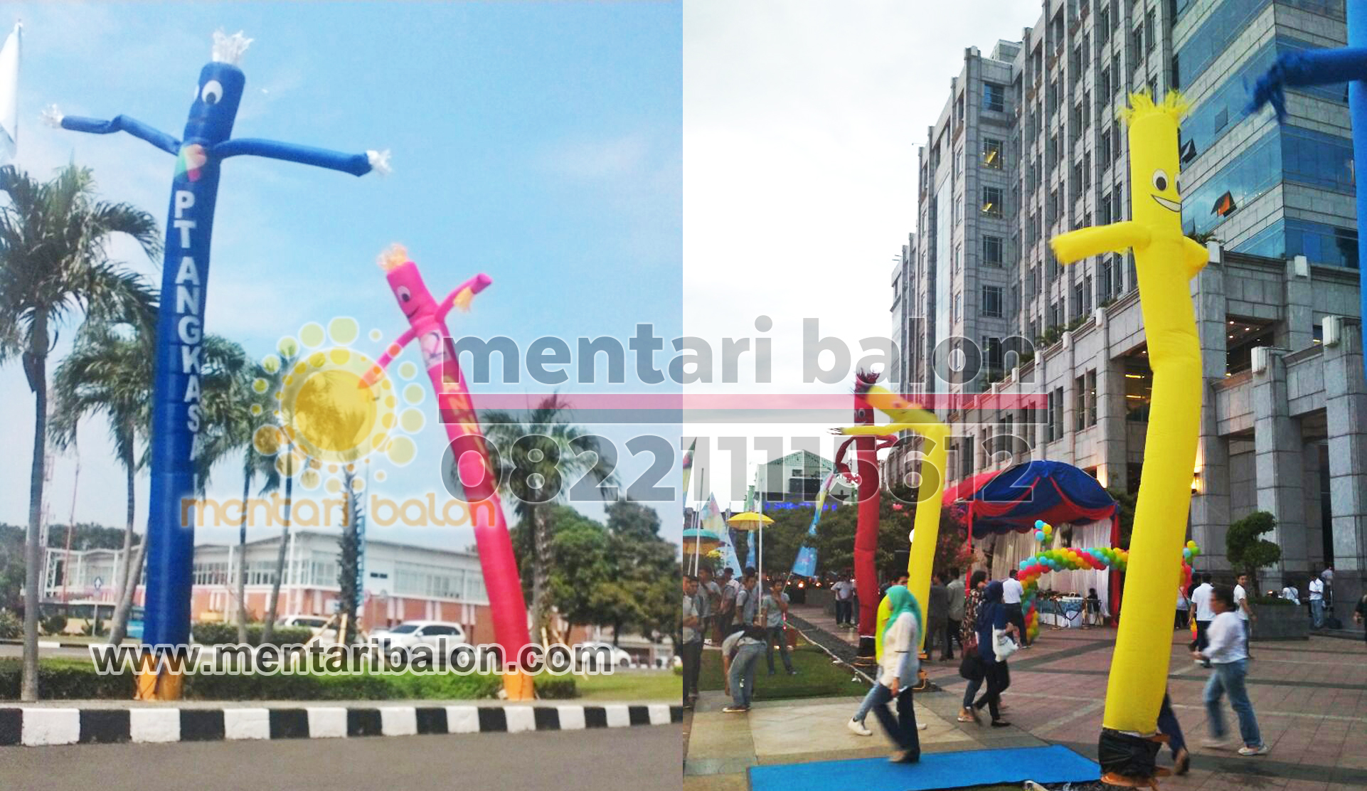 rental balon dancer