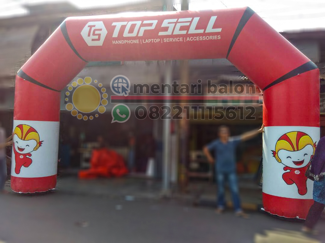 balon gate top sell