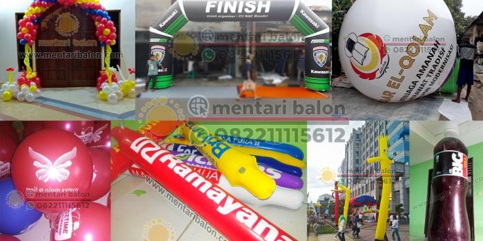 Balon Promosi Tangerang Banten Jabodetabek | mentari balon