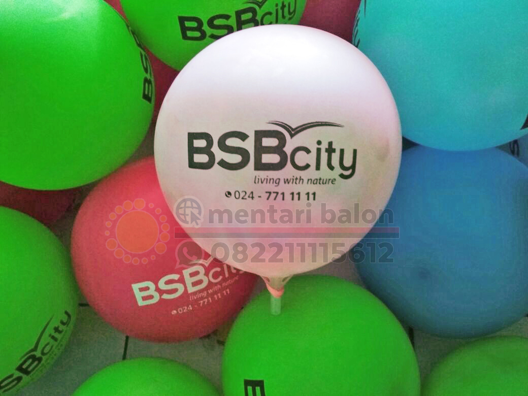 balon sablon bsb city