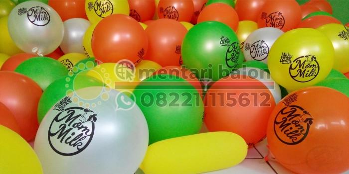 Balon Sablon Semarang / Balon Print Area Semarang | Mentari Balon