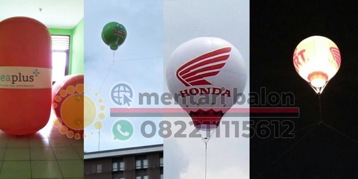 Balon Udara Tangerang, Serpong, Bintaro, Serang, Banten