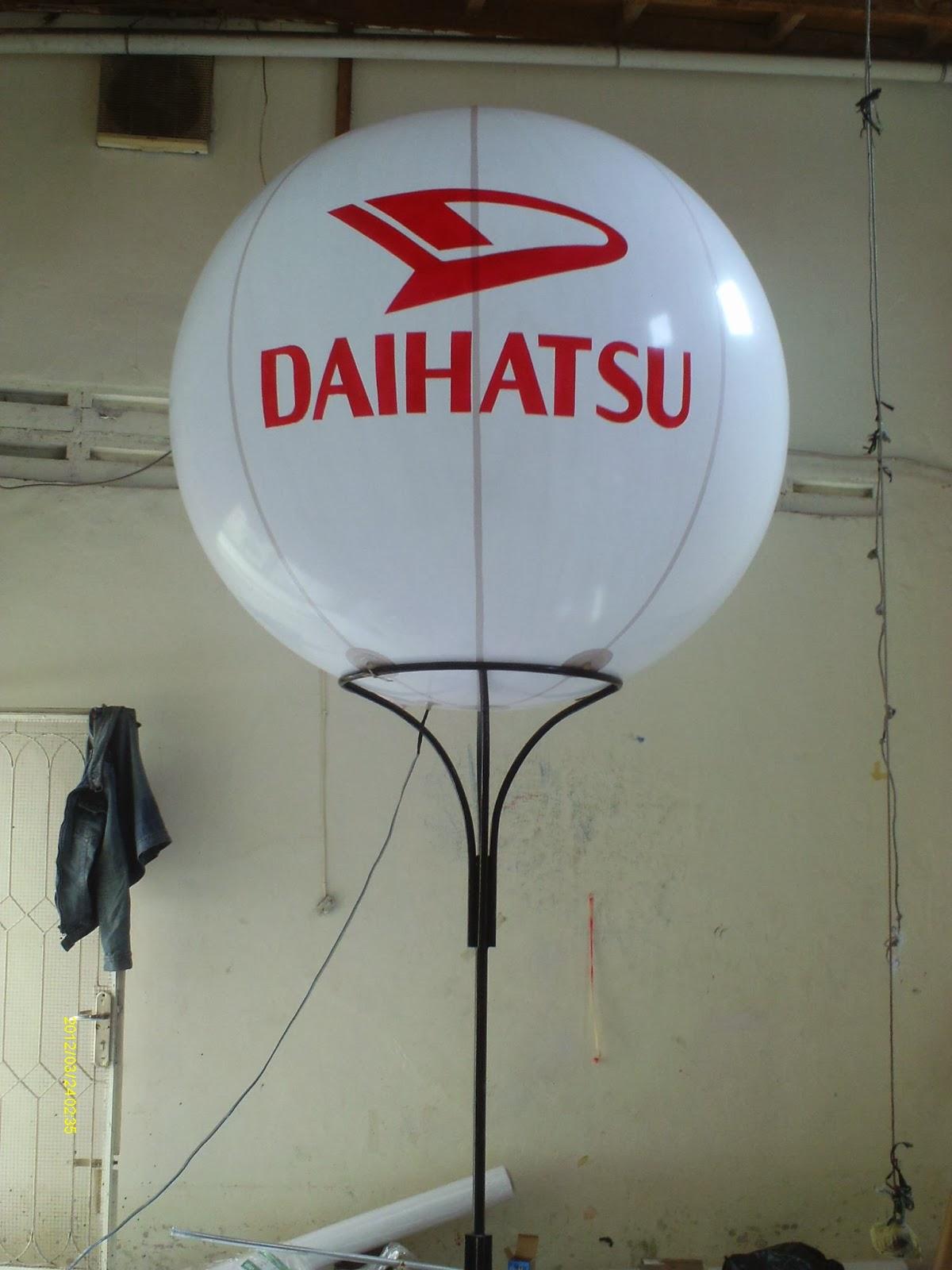 balon light daihatsu