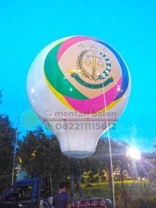 balon udara kejaksaan