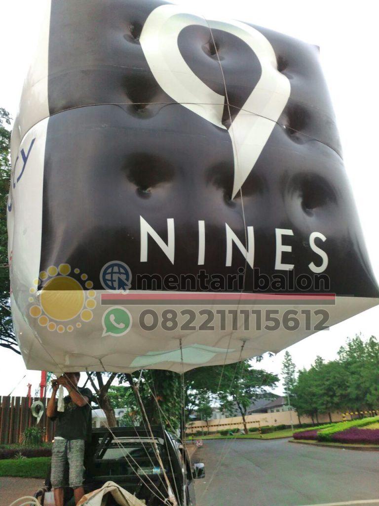 balon udara nines