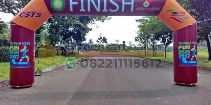 Penyewaan Balon Gate Start Finish di Jakarta, Tangerang, Jabodetabek