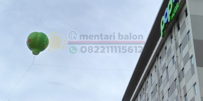 Balon Udara Properti / Balon Udara Promosi Property, Apartemen, Gedung, Hotel, Perumahan, Perkantoran DLL