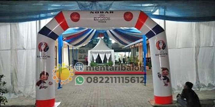 Balon Gate Nobar / Nonton Bareng Piala Dunia, Euro & Event Lainnya