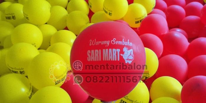Sablon Balon Jogja, Klaten, Solo, Boyolali, Salatiga, Magelang, Semarang