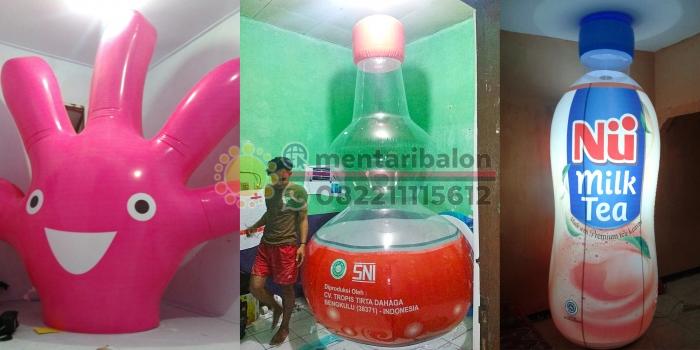 Balon Botol Semarang, Jogja, Solo, Pekalongan, Purwokerto, Sragen