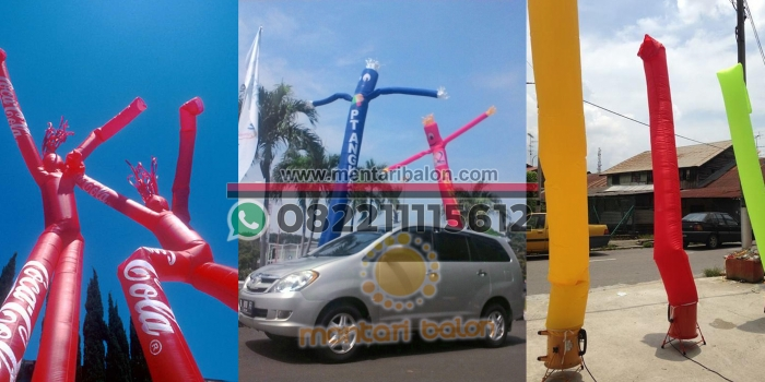 Balon Menari / Balon Joget / Balon Sky Dancer Di Mentari Balon